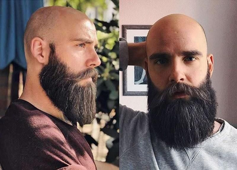 Barbe des Vikings de Bandholz